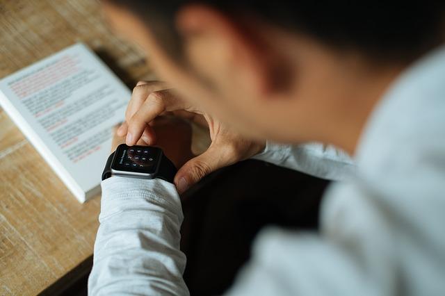 inteligentní hodinky