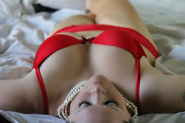 sexy žena